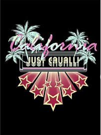JUST CAVALLI T-shirt S03GC0413