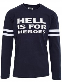 HELL IS FOR HEROES T-shirt HTMC10