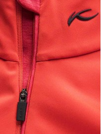 KJUS half zip FEEL LS25-E06