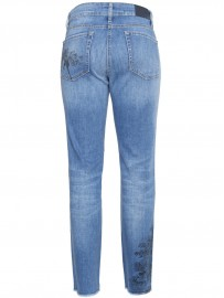 CAMBIO pants TESS STRAIGHT 9150 0039 18