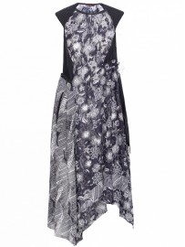 HIGH sukienka EMERGE S21493-17512