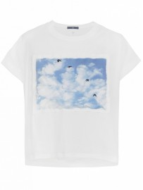 HIGH T-shirt SKY-LIGHT 752574 -90S02
