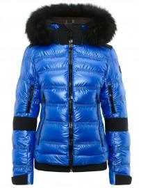 TONI SAILER jacket TAMI METALLIC FUR