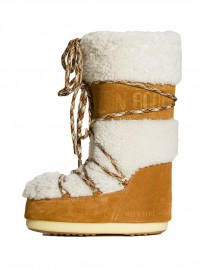 MOON BOOT boots SHEARLING