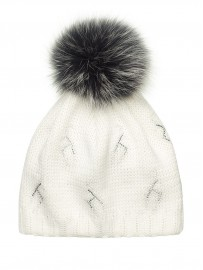 TONI SAILER czapka BEANIE FUR METALGOAT