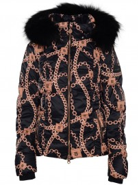 HIGH SOCIETY jacket MAJA FUR