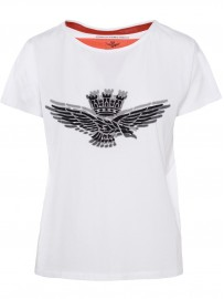 AERONAUTICA MILITARE T-shirt TS1881DJ359
