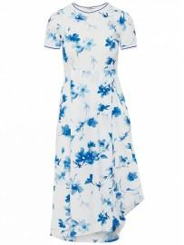 HIGH dress RIPPLE S21567-12548