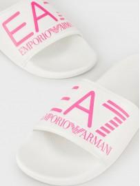 EA7 EMPORIO ARMANI klapki XCP001 XCC22