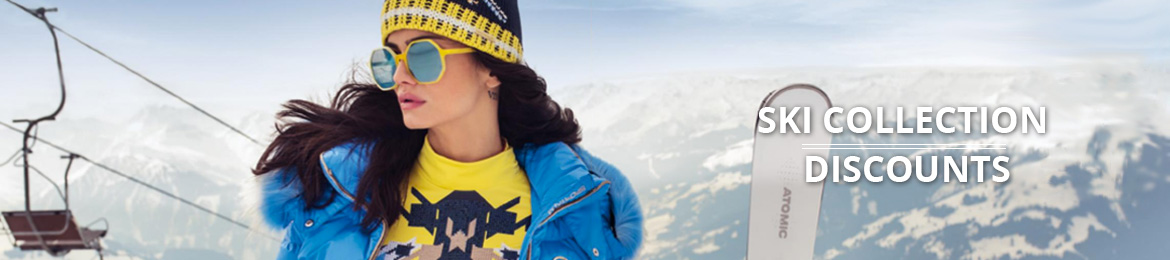 Winter collection discounts