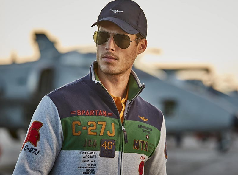 AERONAUTICA MILITARE FALL/WINTER 2017